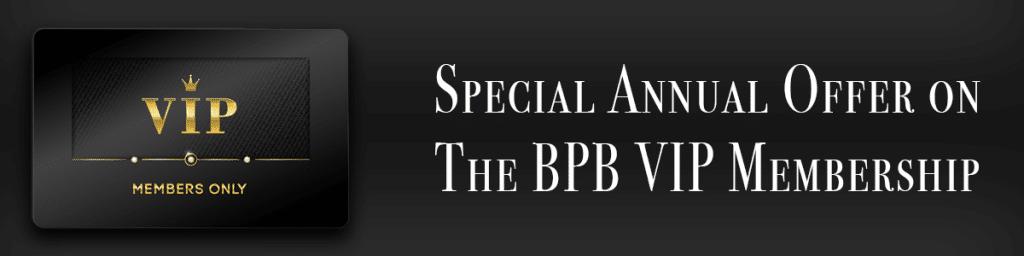 BPB VIP Banner