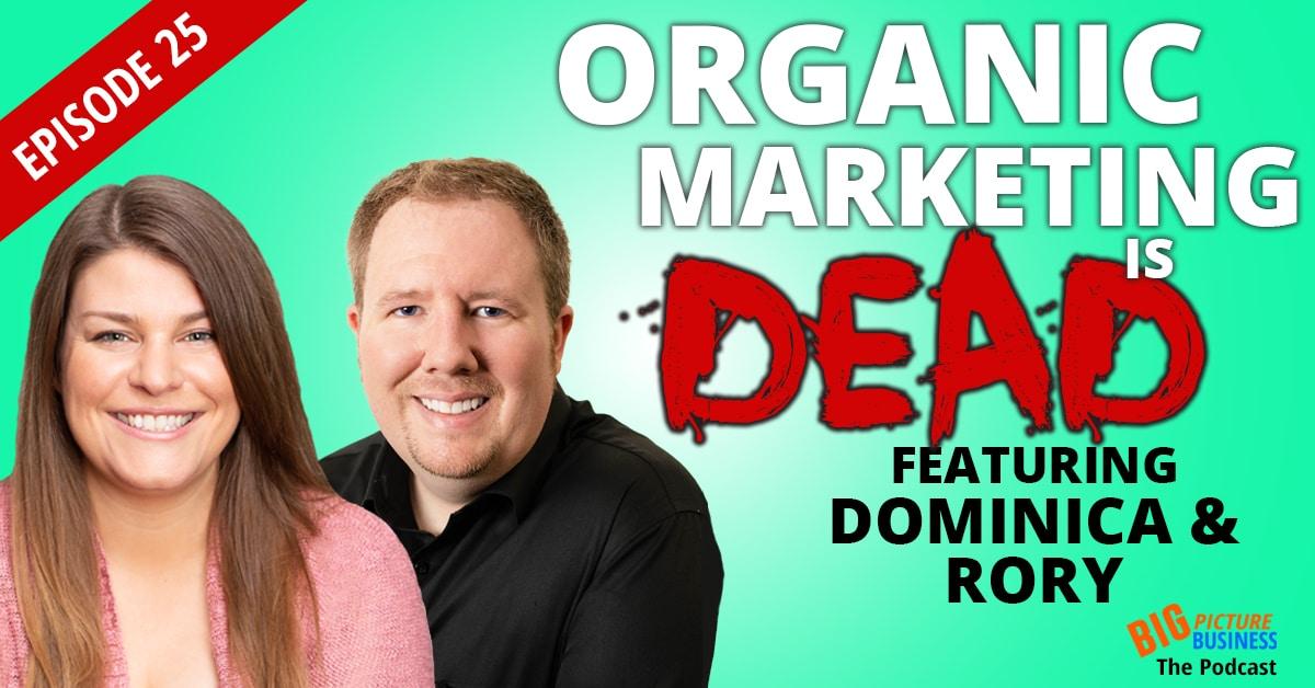 Organic Marketing is Dead