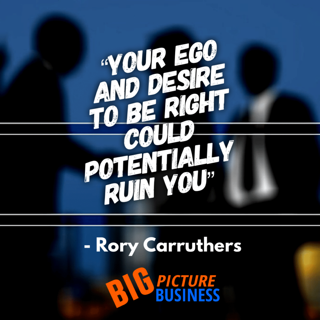 Rory Carruthers Intellectual Property