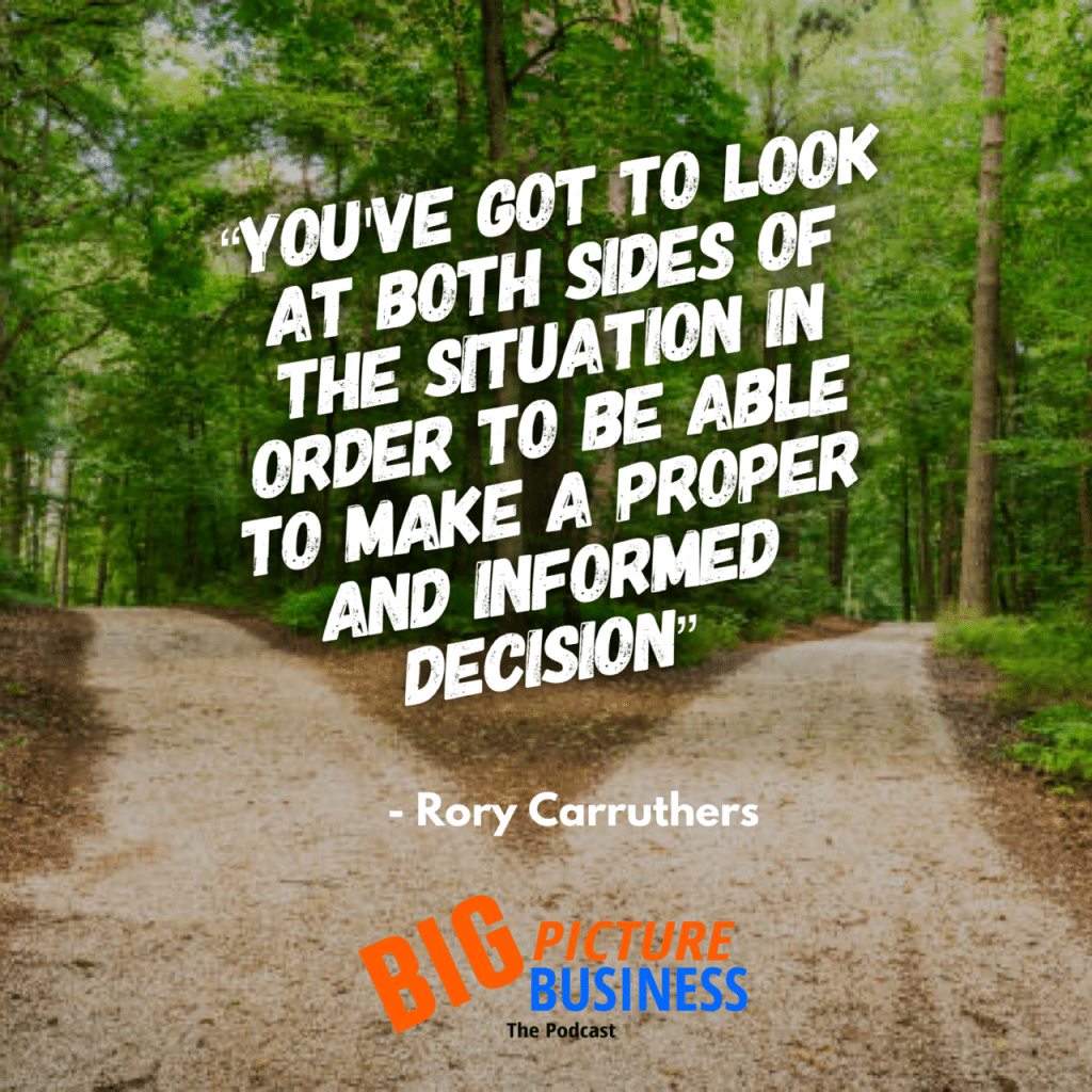 Leadership Rory Carruthers