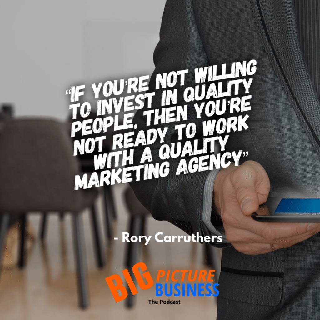 Online Marketing Rory Carruthers