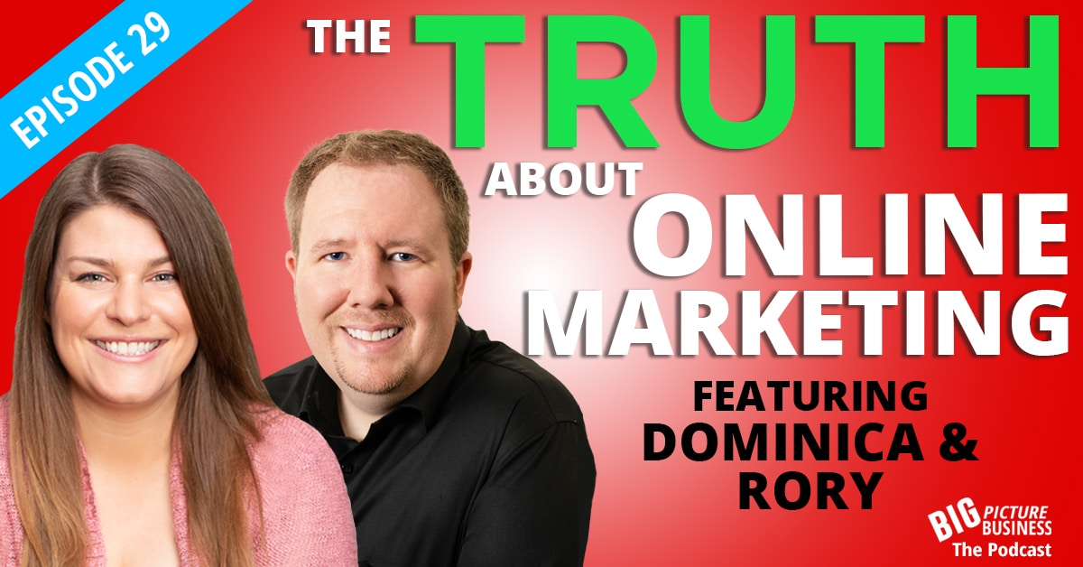The Truth About Online Marketing