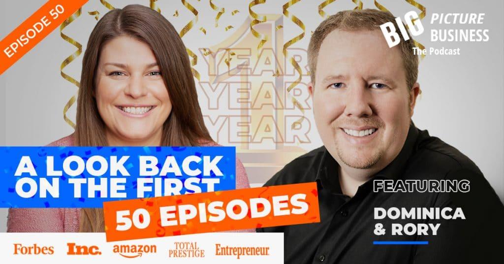 Episode 50 Website